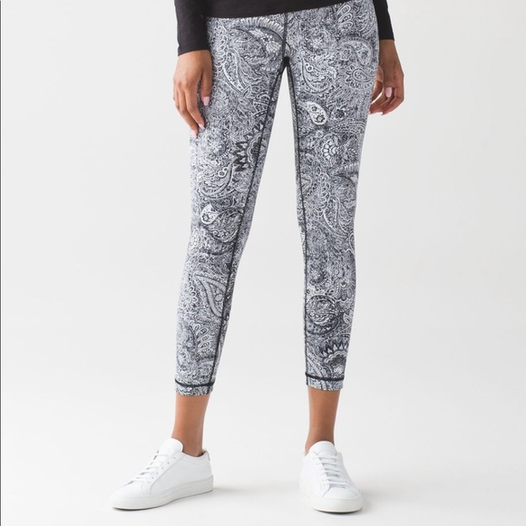 a8b67893fe lululemon athletica Pants - Lululemon High Times Pant Antique Paisley